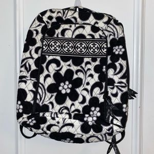 Vera Bradley Laptop Backpack in Day and Night